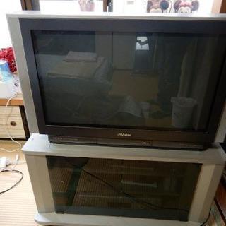 ビクター32型ブラウン管テレビ