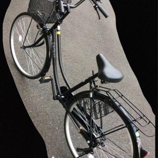新品同様  26インチ自転車