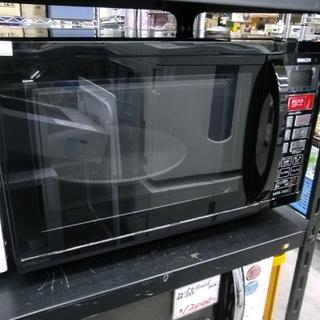 札幌 山善 オーブンレンジ MOR-1550 ブラック ヤマゼン ...