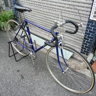 ヴィンテージクロモリロードバイク美品レオン ロードレーサー
