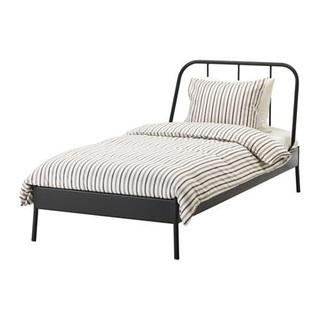 IKEAシングルベッド