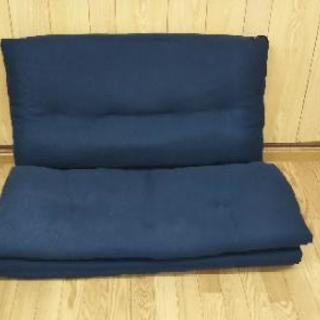 【リサイクルサービス八光 田上店 配達・設置OK】座椅子 ソファベッド