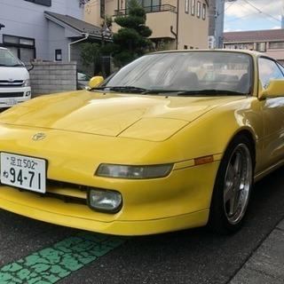 トヨタ MR2 GT-S ターボ 車検たっぷり SW20 3型