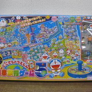 未使用品 エポック EPOCH どこでもドラえもん 日本旅行ゲーム...
