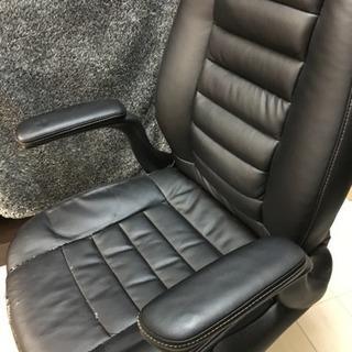 オフィスチェア*ブラック