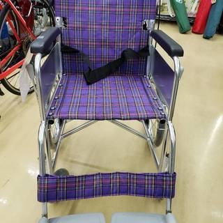 車椅子 カワムラサイクル 新品 アルミ製 介助式 車いす KA-3...