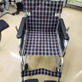 車椅子 日進医療器 新品 アルミ製 介助式 車いす NC-2CB