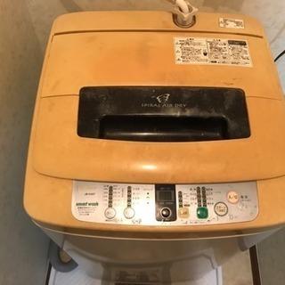 【1000円】洗濯機お売りします。