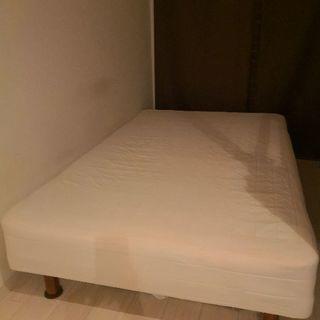 無印 セミダブルベッド