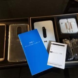 AXON7 ZTE スマートフォン