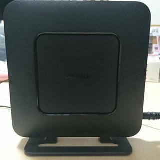 BUFFALO製 Wi-Fi ルーター