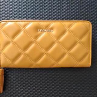 新品 レノマパリス 長財布