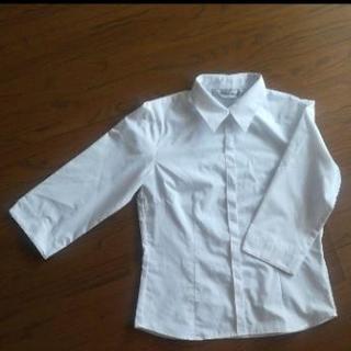 白シャツ9号 美品