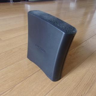 BUFFALO 外付けハードディスク 1TB