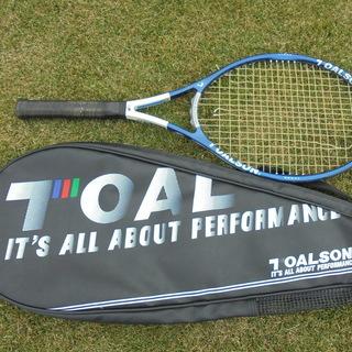 テニスラケット TOALSON 要ガット交換