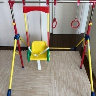ミズタニ オリンピア 鉄棒DXつり輪・ブランコ付き