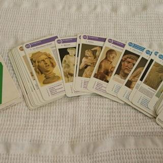 フランス ルーブル美術館 カードゲーム