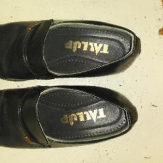 身長アップ本革ビジネスシューズ靴 シークレットシューズ