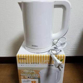 中古電気ケトル 200円