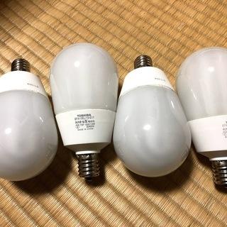 ネオボールZ 電球色 4個