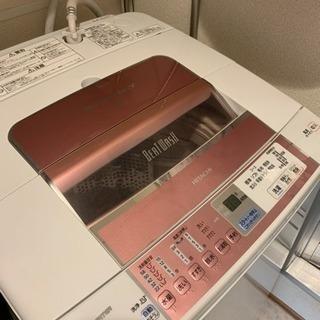 26日まで 日立 洗濯機 7㎏