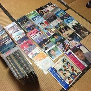 懐かしい昭和演歌等レコード(EP版、LP版)多数