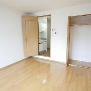★即入居可能で便利な1階空き室でました!ジモティー限定特典、入居...