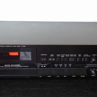 ALPINE/LUXMAN K-106 カセットデッキ