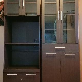 ニトリ レンジ棚 食器棚
