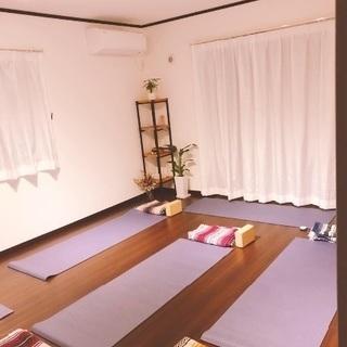 日進市香久山ヨガ教室(オルタナヨガスタジオ)でダイエット、姿勢改善...