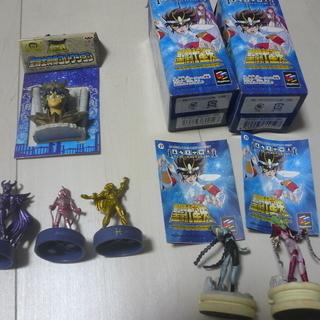聖闘士星矢 チェスピースコレクション ボトルキャップ 胸像コレクション