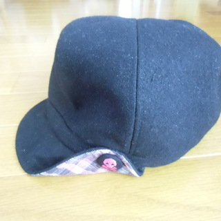 新品同様・美品💛女児用 帽子