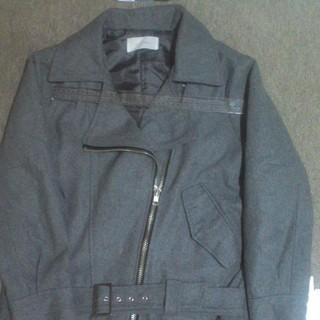 ライダーズタイプの布ジャケット~本格冬季に、値上げ検討中~…