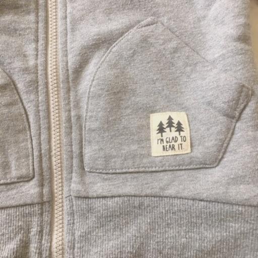 3e2adf61b6086 赤ちゃん本舗 パーカー (キキたん) 南鹿児島のキッズ用品《子供服》の ...