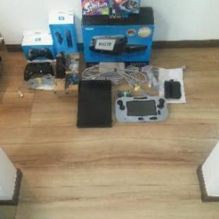 WiiUプレミアム マリオカート8 スプラトゥーンソフト付き