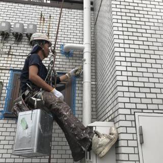 塗装、防水、シーリング、タイル職人募集