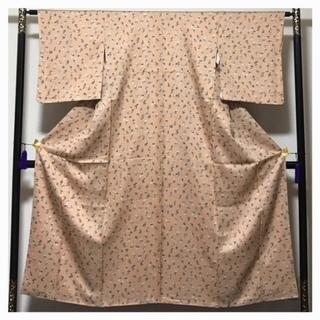 ほてい屋 謹製 未使用 美品 逸品 極上 小紋 正絹 中古品