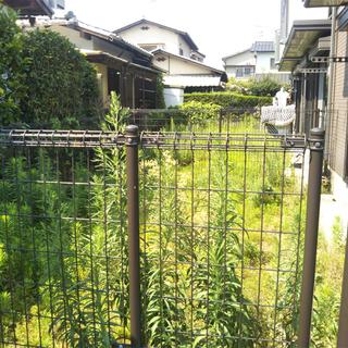 雑草対策・除草・防草シート・お庭や駐車場