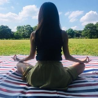 一緒に瞑想してリフレッシュしませんか?