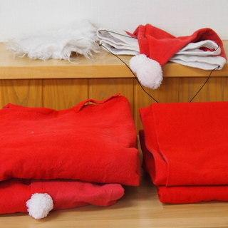 無料!もうすぐクリスマス♪♪クリスマス♪サンタさんの衣装★①★佐...