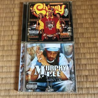 HIPHOP 2枚 MURPHY LEE / CHINGY