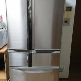 冷蔵冷凍庫♪ 465L