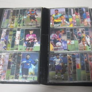 Jリーグチップス カード 約250枚