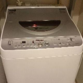 【11/25まで】SHARP洗濯機 6.0kg