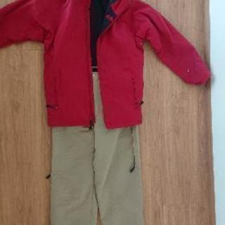 X-nixジャケットとパンツ