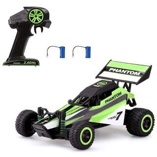 リモコンカー おもちゃ 電動RCカー 無線操作 グリーン