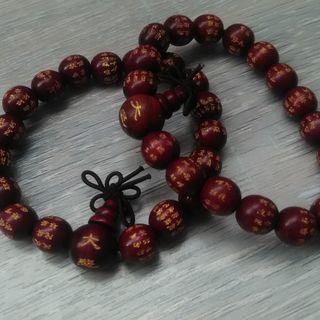 ベトナム 数珠 (新品未使用)