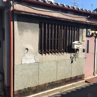 JR円町駅近!DIY中!!戸建・倉庫に