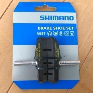 【未使用品】シマノ ブレーキシュー M65T 2セット