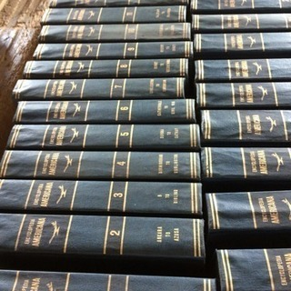encyclopedi america / エンサンクロペディアアメリカ アメリカ大百科辞典 全30巻 - 船井郡